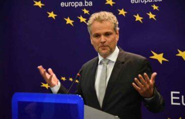 DODIK I ČOVIĆ IMA DA POLUDE: Sattler otkrio šta je GLAVNI USLOV da BiH dobije 250 miliona eura pomoći od EU