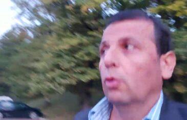 VOLI ZABIJATI SVOJ NOS GDJE STIGNE: Vukanović jedva utekao s Cetinja