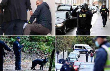 NOVI DETALJI PUCNJAVE U ZAGREBU: Policajca je ranio mladić iz Kutine, potiče iz braniteljske porodice