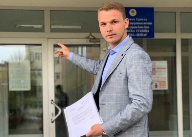 Hrvatski mediji: Mladi gradonačelnik Draško Stanivuković otkrio i četničko lice