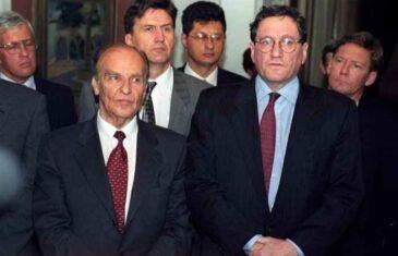 Alija Izetbegović je najzaslužniji za opstanak BiH – Intervju s Holbrookeom iz 1998. godine