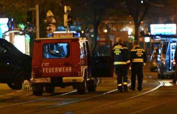 AUSTRIJA NE PAMTI OVAKAV ZLOČIN! 4 osobe su ubijene, NAJMANJE 7 TEŽE POVRIJEĐENIH a policajac NASTRADAO BRANEĆI SINAGOGU!