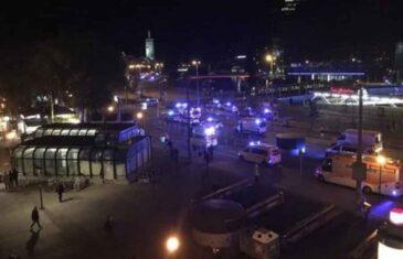 EKSPLOZIJA I PUCNJAVA ISPRED SINAGOGE U BEČU: Najmanje sedmero mrtvih, napadači u bijegu…