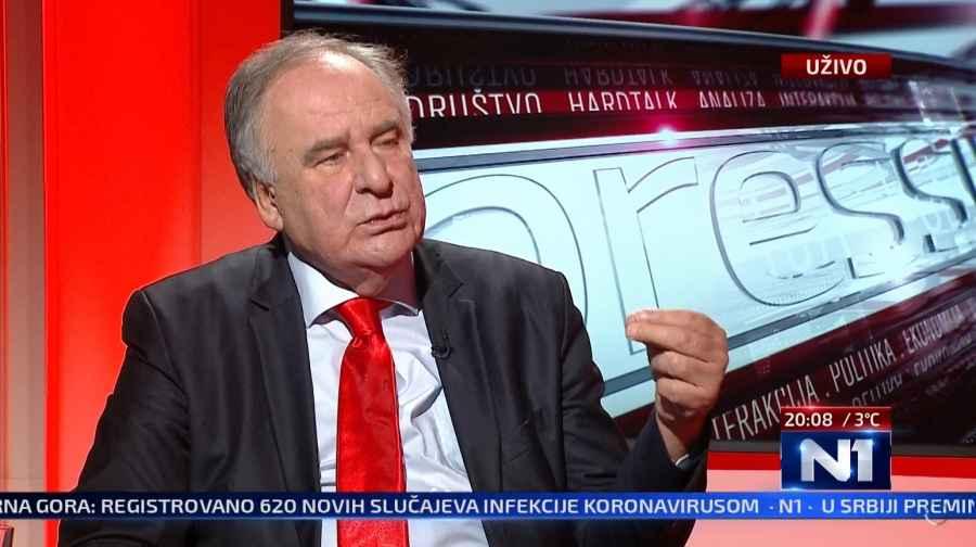 """BOGIĆ BOGIĆEVIĆ U """"PRESSINGU"""": """"Ljudi su od nacije napravili profesiju. Ako mogu da doprinesem gradu i građanima, biće mi drago"""""""