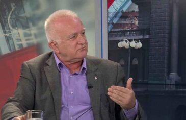 """JANJIĆ DIREKTNO IZ BEOGRADA: """"Bolje je da Dodik sam ode nego da se završe brojne istrage koje su otvorene i da onda ode na…"""""""