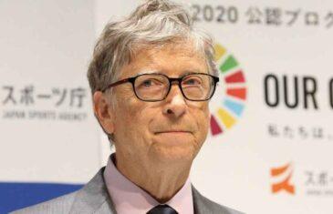 """JOŠ JEDNOM DOKAZAO GENIJALNOST: Bill Gates predstavio ideju o """"vatrogascima za…"""