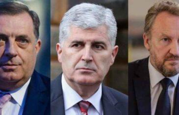 POLITIČKA PROVOKACIJA RUSIJE: Na okrugli sto o Daytonu pozvan samo jedan član Predsjedništva BiH!