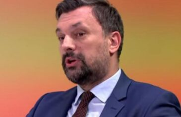 Konaković podnio krivičnu prijavu: Tako je sa njima, al' mi ih dobro znamo…