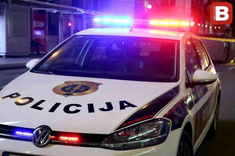 NAKON HORORA U BLAŽUJU, OGLASIO SE MUP KANTONA SARAJEVO: Evo šta se dogodilo u migrantskom centru u kojem su prevrtana policijska vozila i povrijeđeni policajci