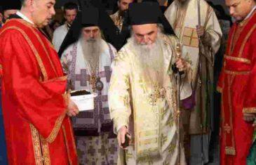 U SRBIJI KAO U SREDNJEM VIJEKU: Služio opelo na sahrani Irineja, a sad je u bolnici zbog…