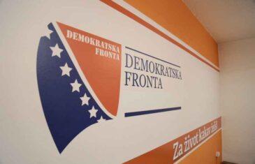 NAKON VELIKE AKCIJE SIPA-e, OGLASILI SE IZ DEMOKRATSKE FRONTE: Drugovi iz SDP-a, ako ste prodali Srebrenicu, hoćete li i…