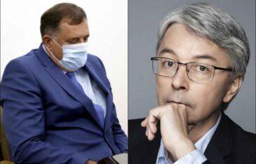 MILORAD DODIK POTOPLJEN DO DNA: O ikoni se očitovalo Ministarstvo kulture Ukrajine, TRAŽIT ĆE ODGOVORNOST