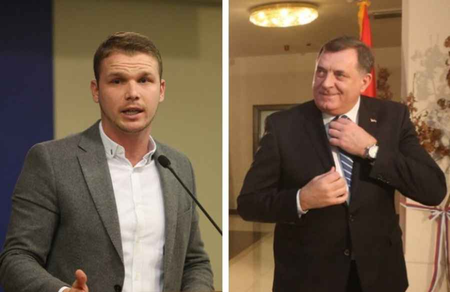 STANIVUKOVIĆ IDE DO KRAJA: Javno će osramotiti Dodika usred Banja Luke, postavit će…