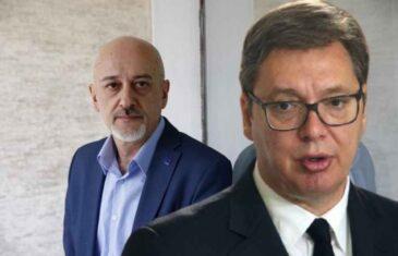 """RADE PANIĆ POTOPIO PREDSJEDNIKA SRBIJE: """"Al Capone pao na porezu, Vučić će na…"""