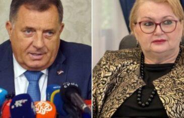 Za sve je kriva Bisera Turković, ostrašćena je u borbi protiv Srba i RS-a! Ovo je obračun 'političkog Sarajeva'!