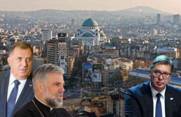 """VASKOVIĆ OTKRIVA: Grigorije u funkciji Dodikovog """"borbenog ovna"""" protiv Vučića"""