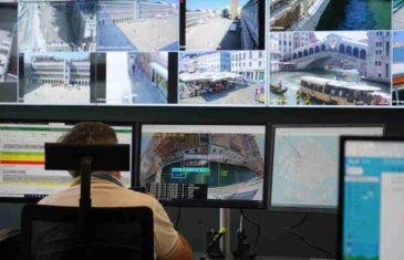POLICIJA U VENECIJI PRATI SVAKOG TURISTU POD BUDNIM OKOM: Sve se nadgleda iz jedne kontrolne sobe, evo kako to izgleda