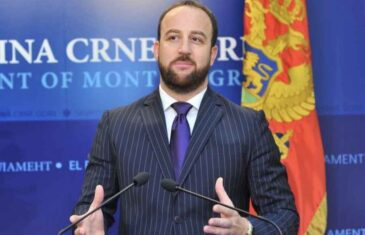 ZASTUPNIK U PARLAMETNU CRNE GORE: Krivokapić čestitao RS jer njega i Abazovića na vlasti drži…