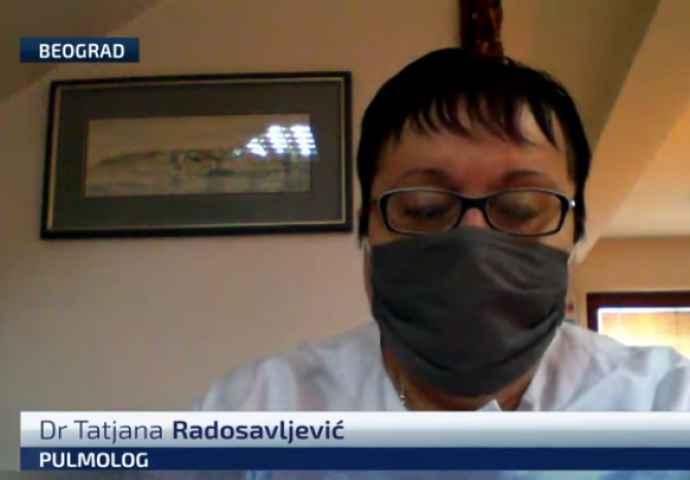 OVO SU SIMPTOMI PRODUŽENOG COVIDA: Doktorica Radosavljević otkriva kako ga liječe