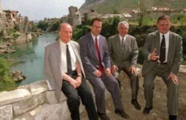 Ko je i kada izdao Mostar: U proljeće 1992. godine stigla je Naredba Alije Izetbegovića kojom se Hercegovina povjerava HVO-u…