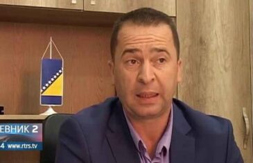 """KO JE """"SMJESTIO"""" BEGI BEKTIĆU: Bivši SDP-ovac otvoreno o političarima koji stoje iza optužbi da je on """"izdajnik Srebrenice"""" i u službi negatora genocida"""
