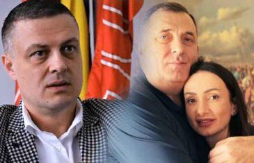 ANTOLOGIJA DJEČIJE KNJIŽEVNOSTI U RS-u: Vojin Mijatović prozvao Dodika, odgovorila mu kćerka Gorica, podsjećajući ga na ratni kriminal njegovog oca