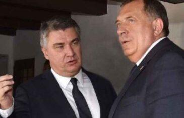"""""""TUČE THOMPSON, KALAŠNJIKOV, A I ZBROJEVKA…"""": Šta je nama Zoran Milanović; Legitimiziranje Dodika i """"sapun"""" za BiH"""