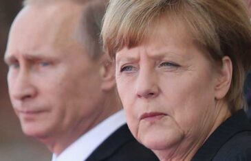MERKEL IZMEĐU MOSKVE I WASHINGTONA: Njemačka kancelarka ne odustaje, nastavljen rad na Sjevernom toku 2