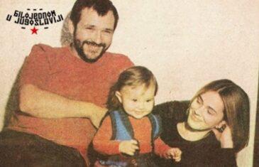 ĐOLE JE OVU ŽENU VOLIO 40 GODINA, a evo kako su bili OBUČENI na svadbi: Iz njihove ljubavi izrodilo se troje djece