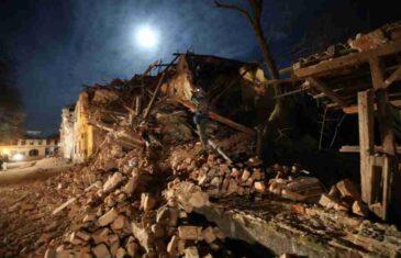 DRAMATIČNE POSLJEDICE POTRESA U HRVATSKOJ: Pojavili su se rascjepi u zemlji duži od stotinu metara, obrada zemlje dovedena u pitanje