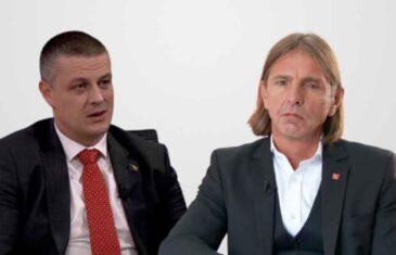"""ZAISTA JE NEPRIJATNO GLEDATI KAKO SE RASPADA BH. BLOK: Kojović: """"Sram te bilo, Vojine""""; Mijatović: """"Predraže, biću oštriji"""""""