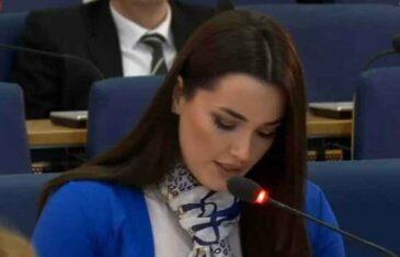 """""""MOLIM DA MI SE DOSTAVI ODGOVOR"""": Arijana Memić postavila nekoliko pitanja i zatresla Tužilaštvo Kantona Sarajevo"""