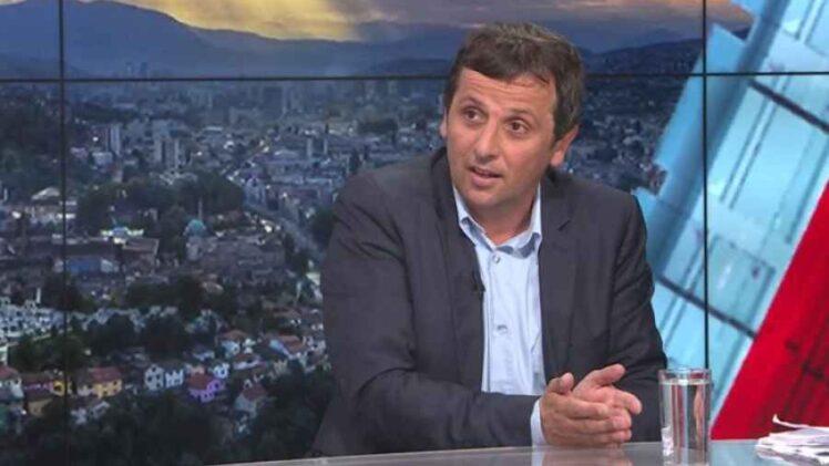 """VUKANOVIĆ OTVOREN I DIREKTAN: """"Nijednog Sarajliju ne ugrožava nijedan Srbin, nijedan Trebinjac ne živi loše zbog Bošnjaka. Zašto se dižu nacionalne tenzije svaki mjesec?"""""""