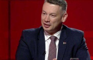 """""""ISTORIJSKA ŠANSA ZA DNS"""": Nešić poručio da u njegovoj stranci VIŠE NEĆE BITI PAPAKA"""