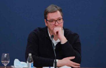 Vučić: Nisam sretan onim što sam čuo o BiH, ne možemo računati na apsolutno mirno okruženje