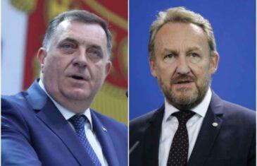 Dodik proziva Izetbegovića: Sramota je koga zove braniocem, on će dovesti do…