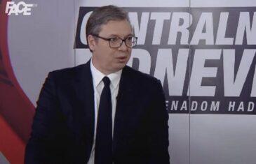"""SENAD: SLAŽETE LI SE SA DODIKOM KAD KAŽE DA HOĆE MIRAN RAZLAZ BiH? Vučić: """"Mile Dodik to kaže, ALI JA …"""""""