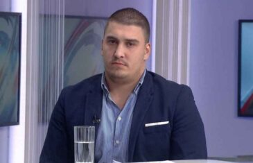 HARIS ZAHIRAGIĆ, KO NA BRDU ODVALJEN: Ako vam nije jasno zašto je propala košarka u Sarajevu, poslanik Zahiragić će vam pomoći da shvatite!
