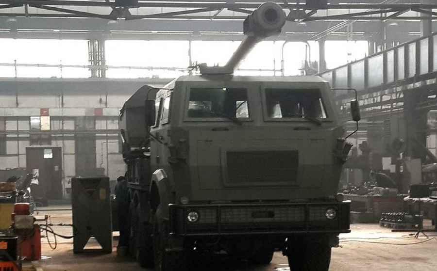 TEHNOLOŠKO ČUDO IZ SREDNJE BOSNE: Artiljerijsko oružje na testiranju, evo ko je kupac prve bh. samohodne haubice