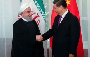 DUG SAVEZNIKU: Kina pozvala SAD da ukine sve sankcije nametnute Iranu