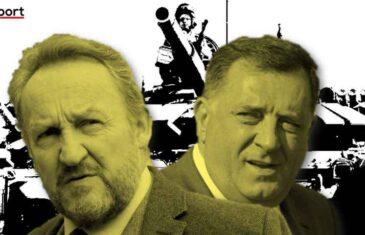 Kontrolirani haos kao paravan za afere: I u unaprijed dogovorenoj igri, Izetbegović gubi od Dodika