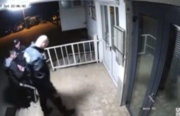 Ko je mladić kojeg su pretukli mostarski policajci: 'Bio sam kod prijatelja u susjedoj zgradi… htio sam da platim kaznu…