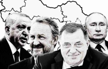 MOSKVA ZOVE BAKIRA: Rusi preko Erdogana vrše pritisak na Izetbegovića da se okrene prema Euroazijskoj uniji?!