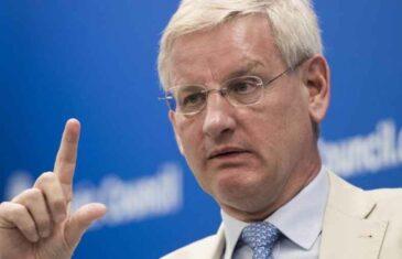 """CARL BILDT UPOZORAVA: """"EU samo djelovanjem može osujetiti belaj na Balkanu"""""""