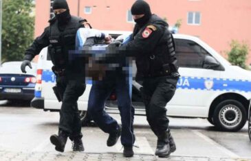 NE PIŠE MU SE DOBRO: Poznat identitet uhapšenog muškarca, predstavljao se kao policijski inspektor i biznismen i