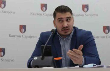 """ZAHIRAGIĆU NIJE PO VOLJI: """"Zakon o sprječavanju nepotizma je populistički čin. To je jedna…"""