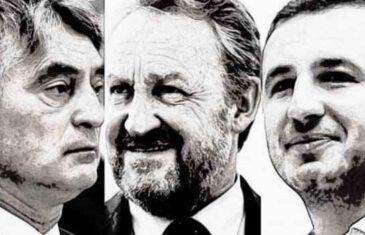 KONAKOVIĆ UOZBILJIO POLITIČKU SCENU Strategija odbrane bošnjačkog režima: Komšić i Efendić prihvatljivi su Izetbegoviću jer neće hapsiti 'krupne ribe' za kriminal