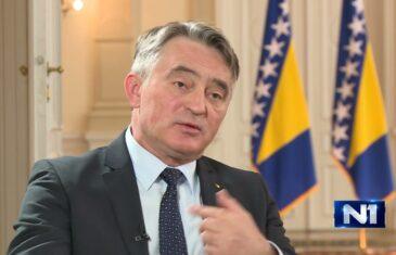 HLADAN TUŠ IZ NEW YORKA: Uprkos Dodikovom protivljenju, Komšić se sprema za govor pred UN-om