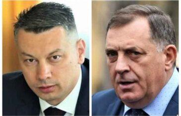 """NEŠIĆ UDARA DODIKA POD REBRA: """"Nema ni jedne države koja bi PRIZNALA nezavisnost Republike Srpske"""""""
