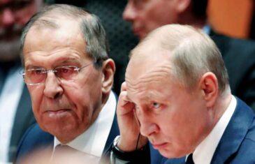 "PANIČNE REAKCIJE IZ MOSKVE: ""Zapad vodi planiranu političku kampanju čiji je cilj obuzdavanja Rusije…"""